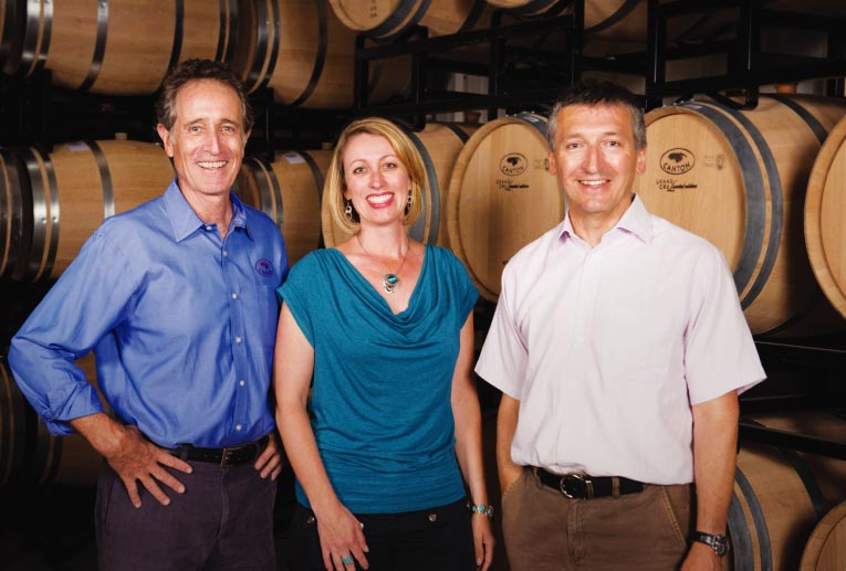 Brian Gegan, Katie Mattas, & Bruno Remy: Windsor Sales Team